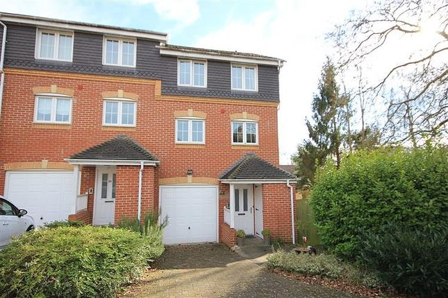 Thumbnail Terraced house for sale in Ruskin, Henley Road, Caversham, Reading