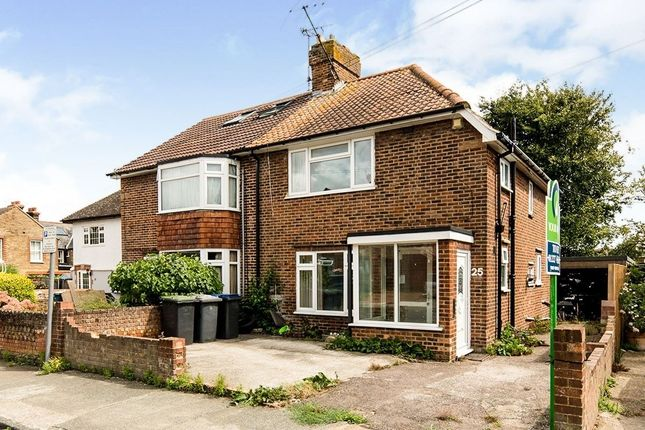 Thumbnail Property to rent in Mandeville Road, Canterbury