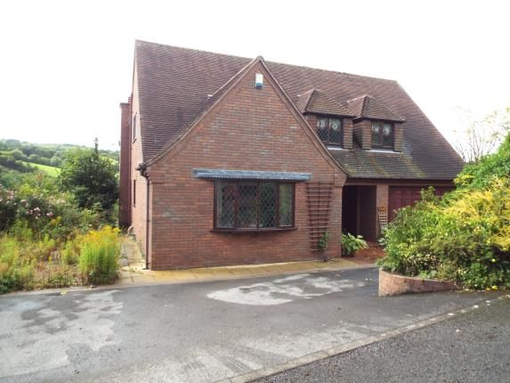 Thumbnail Detached house for sale in Llanfynydd, Wrexham, Flintshire
