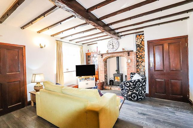 Thumbnail Detached house for sale in High Street, Measham