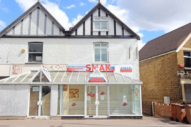 Thumbnail Commercial property for sale in Cheam Common Road, Old Malden, Worcester Park