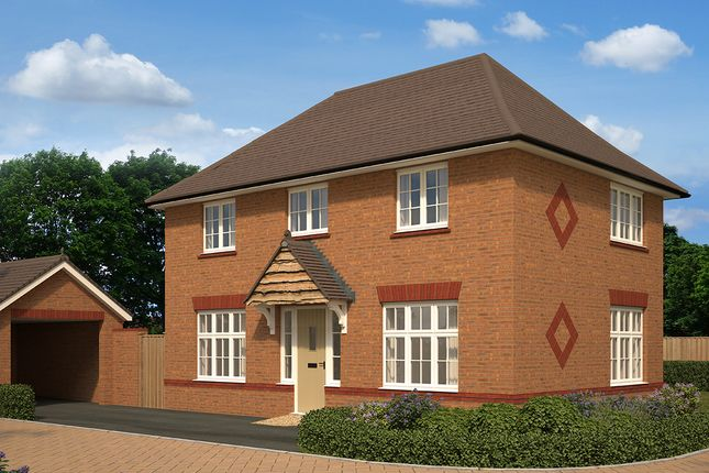 "Thumbnail Detached house for sale in ""Amberley"" at Ferard Corner, Warfield, Bracknell"