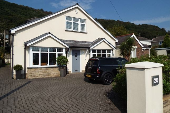 Thumbnail Detached bungalow for sale in New Road, Jersey Marine, Neath, West Glamorgan