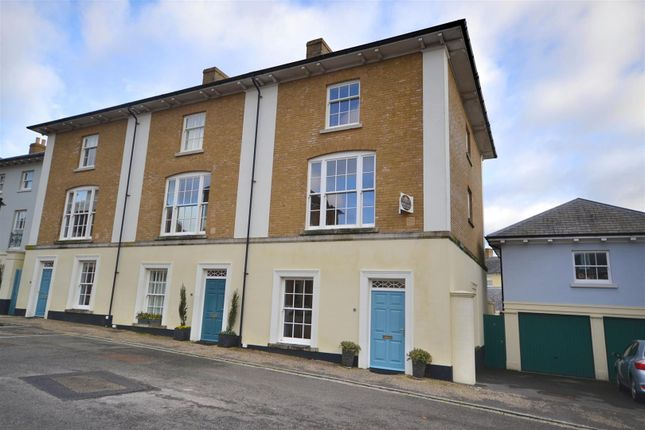 End terrace house for sale in Wadebridge Square, Poundbury, Dorchester