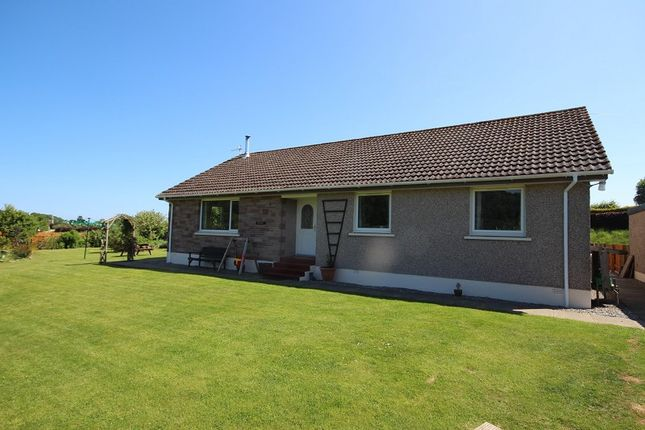 Thumbnail Detached bungalow for sale in Ardachy, Avoch
