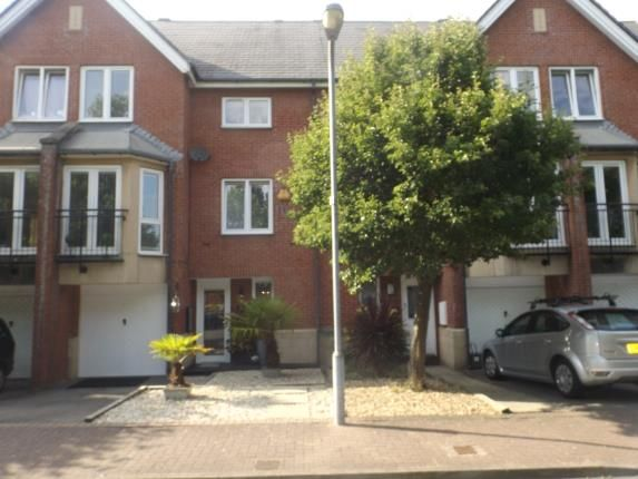 Thumbnail Link-detached house for sale in Barquentine Place, Cardiff, Caerdydd, Cardiff Bay