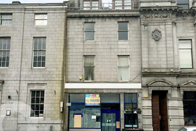 Thumbnail Retail premises to let in 148 Union Street, Aberdeen