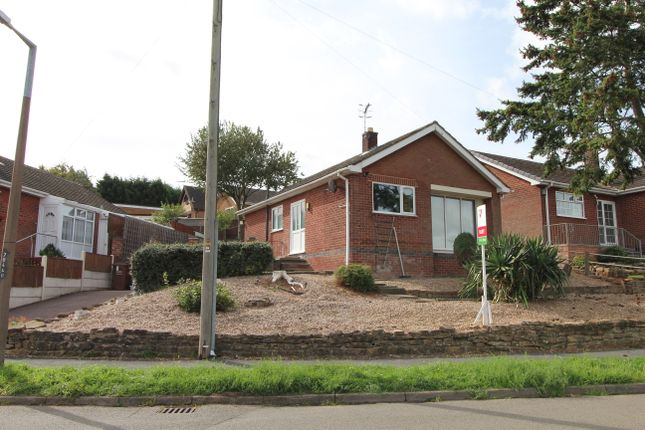 Thumbnail Detached bungalow to rent in Woodside Road, Sandiacre
