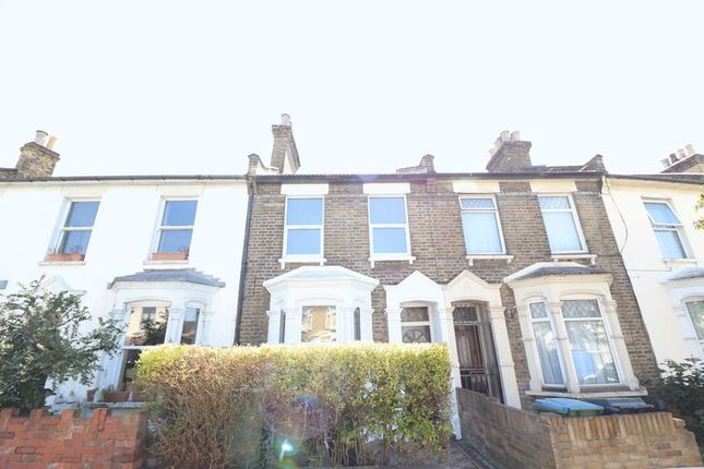 Thumbnail Terraced house to rent in Napier Road, London