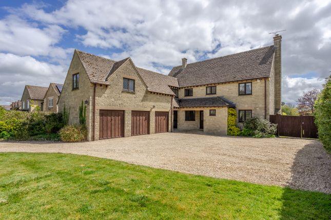 Thumbnail Detached house for sale in Lea, Malmesbury