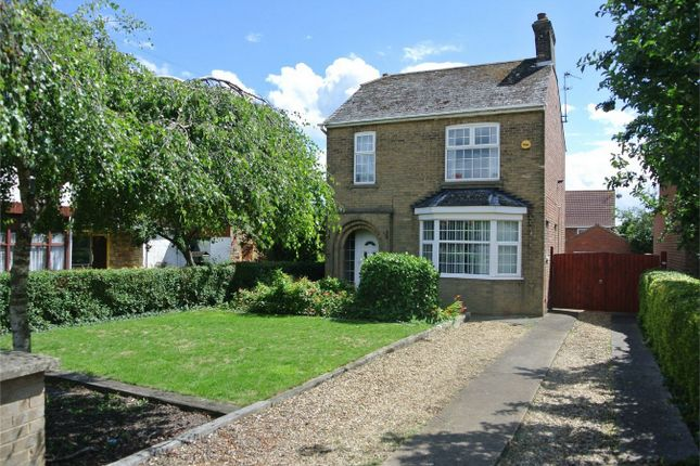 Thumbnail Detached house for sale in Peterborough Road, Eye, Peterborough, Cambridgeshire