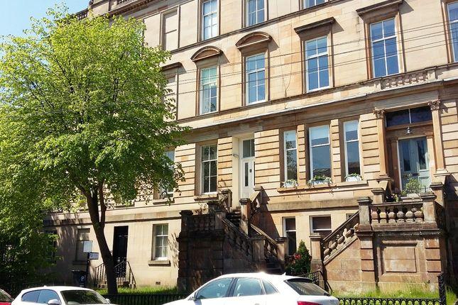 Thumbnail Flat to rent in Hamilton Park Avenue, Kelvinbridge, Glasgow