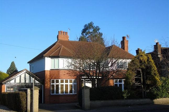 Thumbnail Detached house to rent in Nantwich Road, Crewe
