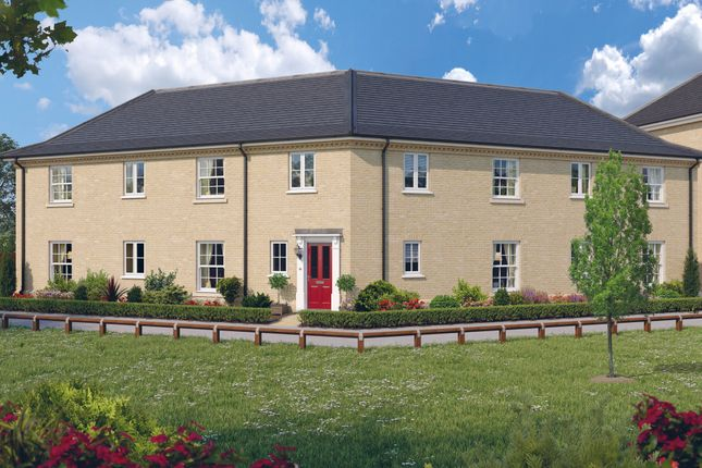 Thumbnail Flat for sale in Reach Road, Burwell, Cambridgeshire