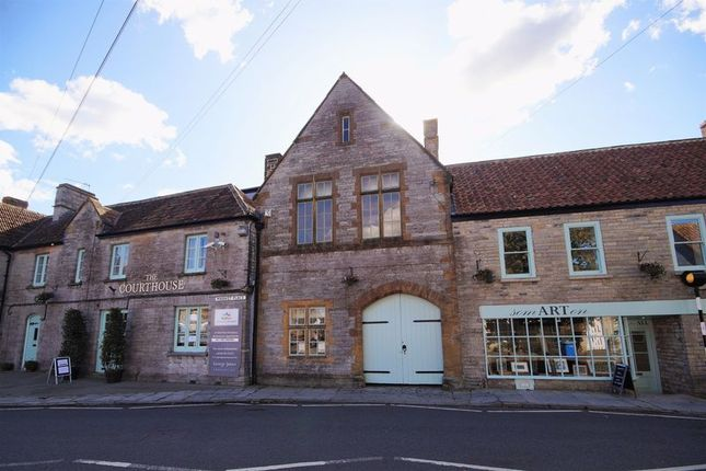 Thumbnail Flat for sale in Market Place, Somerton