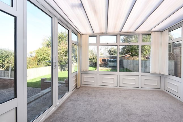 Thumbnail Bungalow to rent in Hutchcomb Road, Botley, Oxford