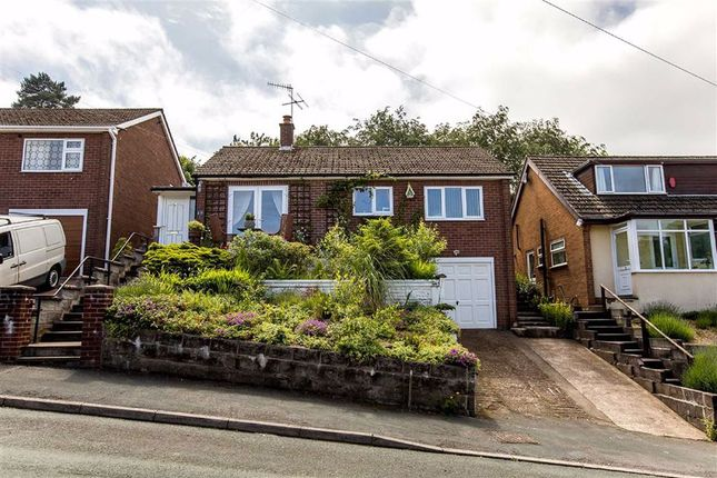 Thumbnail Detached bungalow for sale in Daisy Bank, Leek