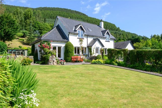 Thumbnail Detached house for sale in Drumlins, Aberfeldy, Perthshire