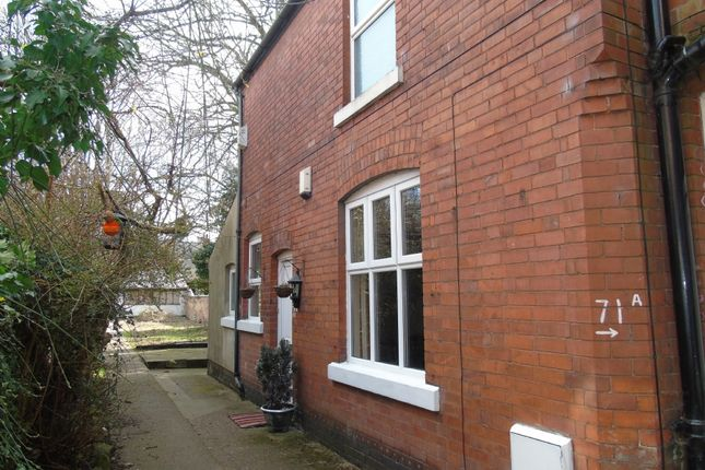 Thumbnail Town house to rent in Uttoxeter New Road, Derby