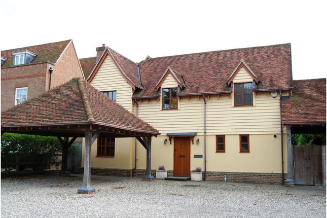 Thumbnail Detached house for sale in The Old Farmyard, Bishop's Stortford