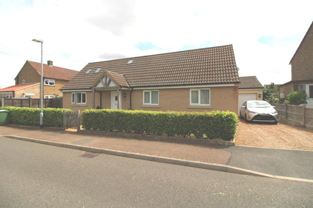 Thumbnail Detached bungalow for sale in Cottesmore Road, Uppingham, Oakham