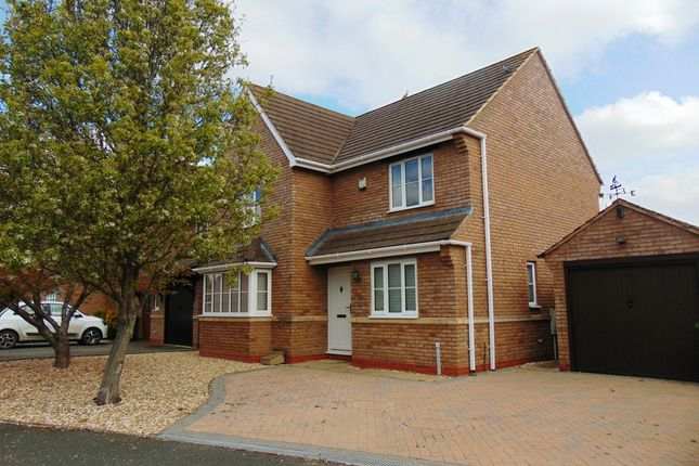 Detached house for sale in Stephenson Way, Honeybourne