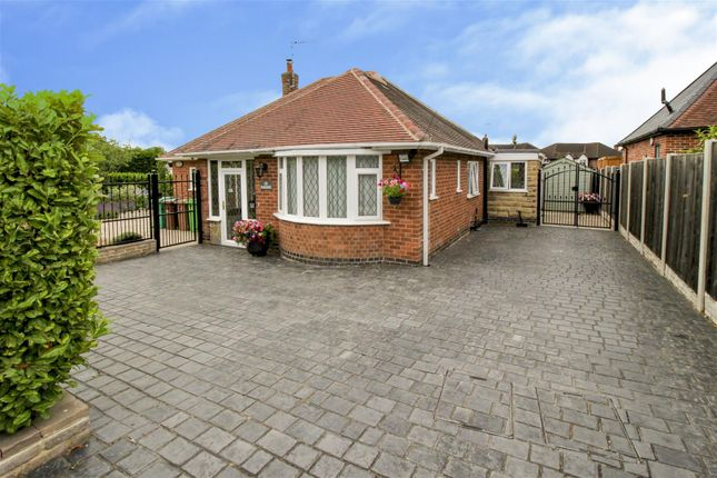Thumbnail Detached bungalow for sale in Parkside, Wollaton, Nottingham