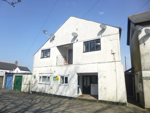 Thumbnail Flat for sale in New Road, Callington, Cornwall