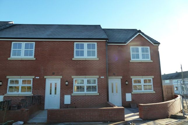 Thumbnail Terraced house for sale in Edmunds Terrace, Carlisle
