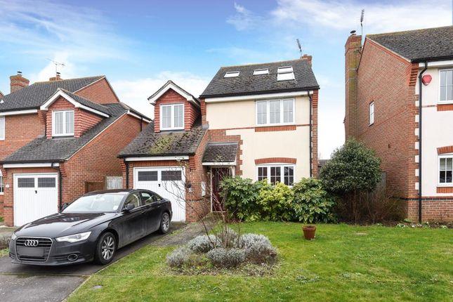 Thumbnail Detached house to rent in Drayton, Abingdon