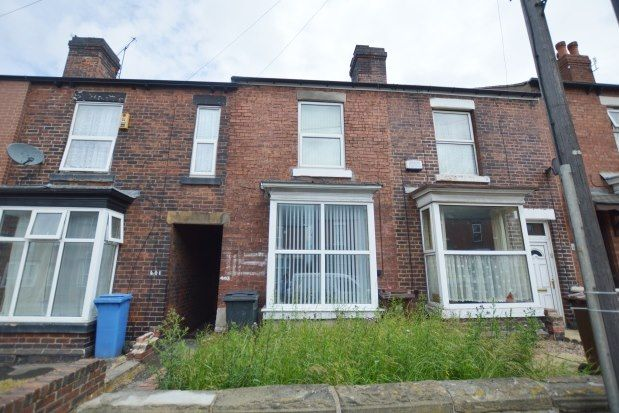 Thumbnail Terraced house to rent in Main Road, Sheffield