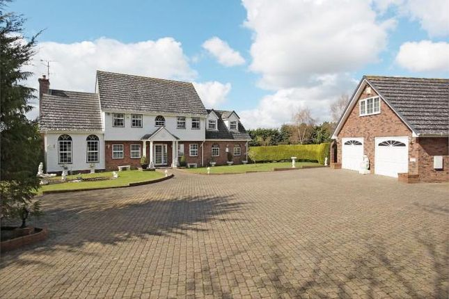 Thumbnail Detached house to rent in Lewes Road, Ridgewood, Uckfield