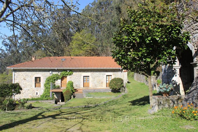 Main House In Garden Setting