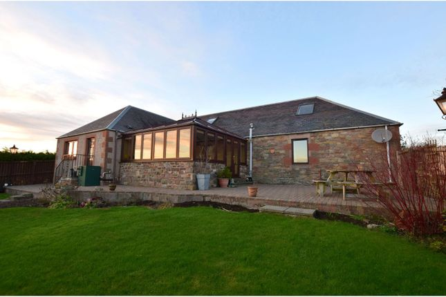 Thumbnail Detached house for sale in Charlesfield, St Boswells
