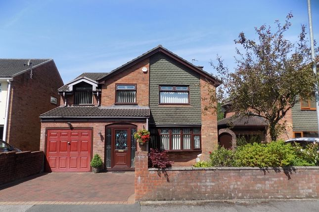 Thumbnail Detached house for sale in Wildbrook, Port Talbot, Neath Port Talbot.