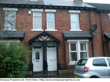 3 bed terraced house to rent in Croydon Road, Newcastle Upon Tyne