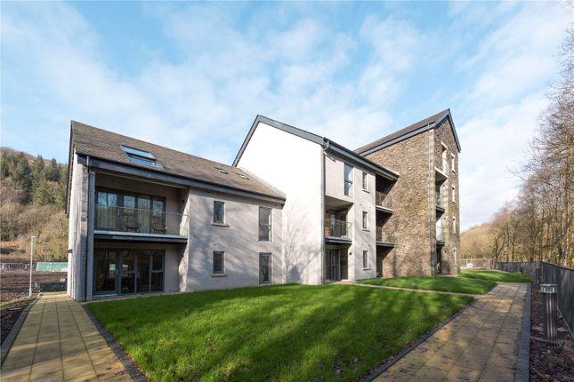 Thumbnail Flat for sale in Ironworks, South Building, Backbarrow, Cumbria