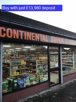 Thumbnail Retail premises for sale in ML1, Holytown, Lanarkshire