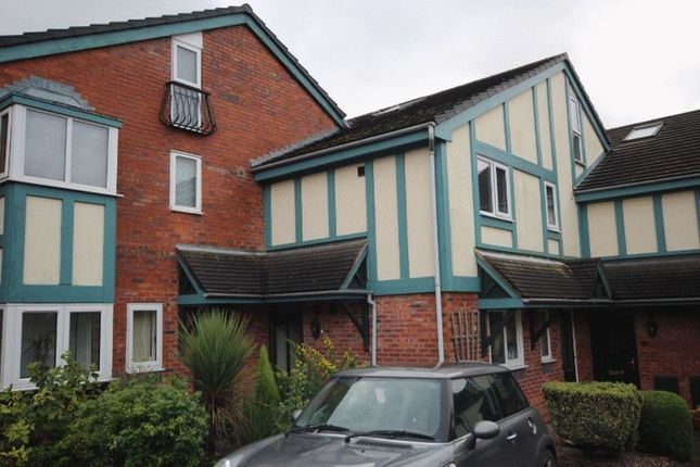 Thumbnail Mews house to rent in Garnett Road West, Porthill, Newcastle