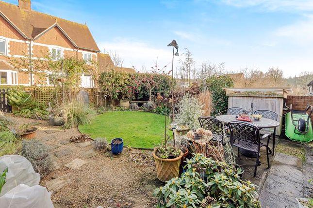 Rear Garden of Home Farm, Iwerne Minster, Dorset DT11