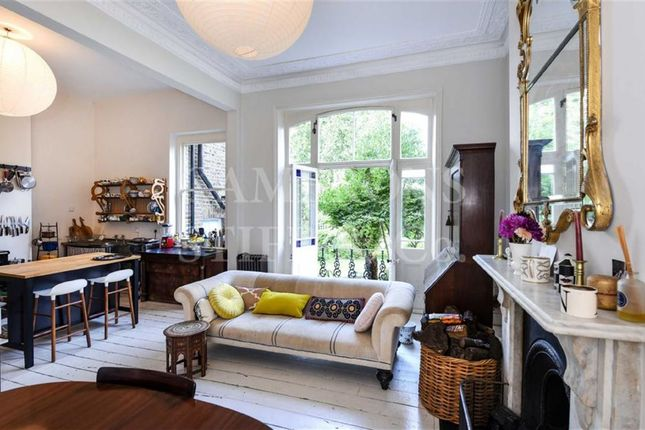 Thumbnail Semi-detached house for sale in Brondesbury Road, Queens Park, London