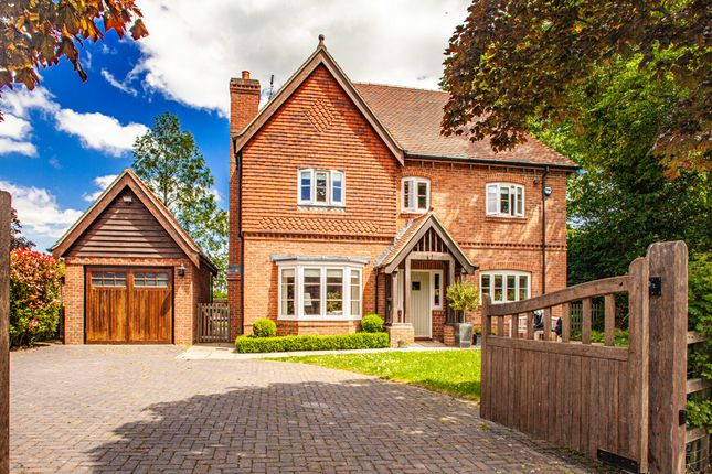 Thumbnail Detached house for sale in The Farriers, Upper Basildon