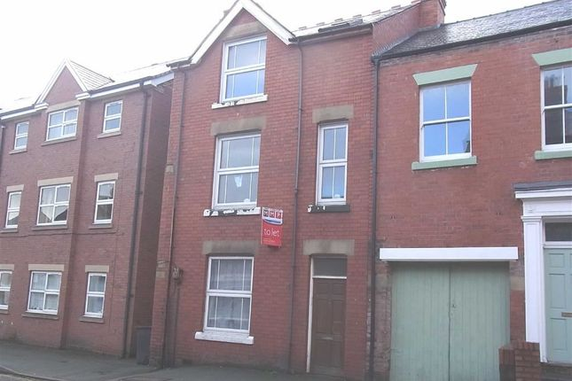Thumbnail Flat to rent in Flat 2, 35, Salop Road, Oswestry, Shropshire