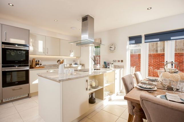 """Thumbnail Detached house for sale in """"The Wakehurst"""" at Roman Road, Bobblestock, Hereford"""