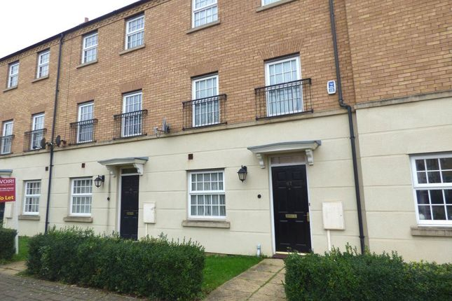 Thumbnail Property to rent in Coton Park Drive, Coton Meadows, Rugby