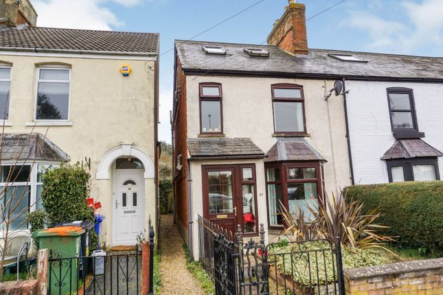 3 bed end terrace house for sale in Banbury Road, Brackley NN13