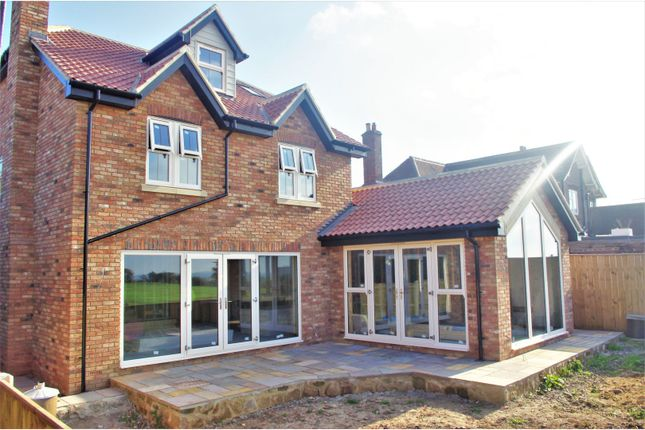 Thumbnail Detached house for sale in East Harlsey, Northallerton