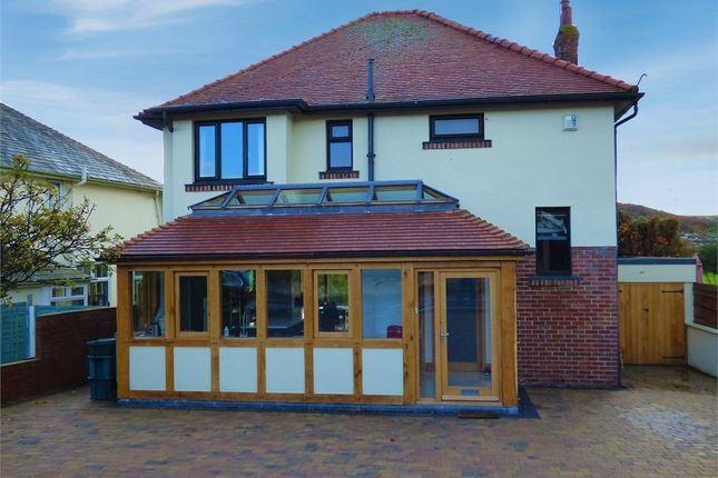 Thumbnail Detached house for sale in Marine Road, Penrhyn Bay, Llandudno, Conwy
