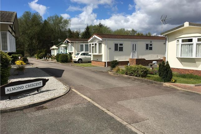 Thumbnail Leisure/hospitality for sale in Pine View Park Home Estate, Clophill Road, Maulden, Ampthill, Bedfordshire
