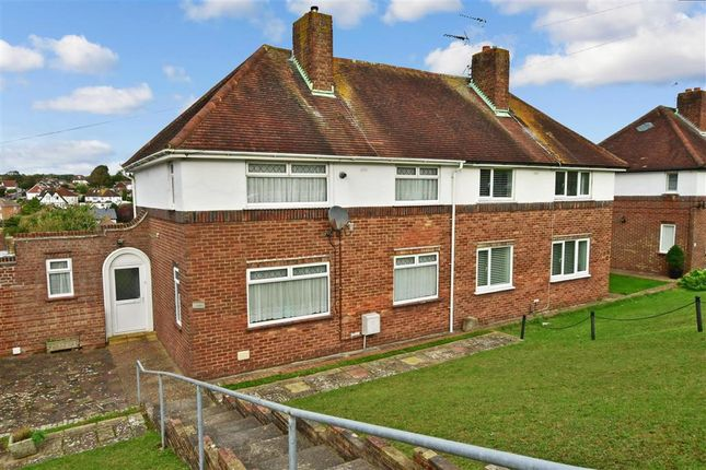 2 bed semi-detached house for sale in Denton Drive, Hollingbury, Brighton, East Sussex BN1